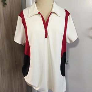 IZOD Golf Polo NWT